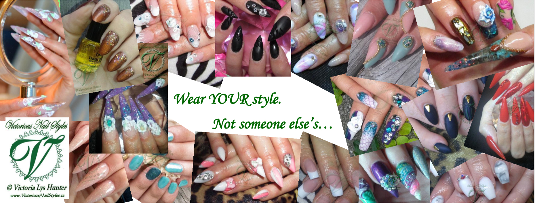 Victorious Nail Styles